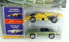 Johnny Lightning Indianapolis 500 1974 Hurst Olds Pace Car+ Johnny Rutherford S1