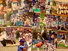 LOT OF 31 Issues from 1990 to 1993 Beckett Baseball Card Monthly magazine - mint