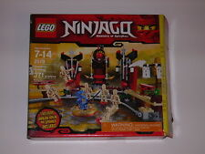 LEGO NINJAGO #2519 SKELETON BOWLING INCOMPLETE BOX NO NINJA DRAGON MINIFIG 350