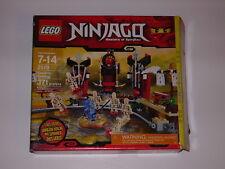 LEGO NINJAGO #2519 SKELETON BOWLING INCOMPLETE BOX NO NINJA DRAGON MINIFIG 350