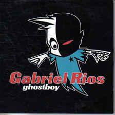Gabriel Rios-Ghostboy Promo cd single