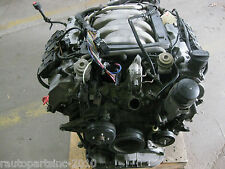 2000 MERCEDES E 320 W210 3.2 V6 ENGINE MOTOR 99 00 01 02 03
