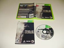 Medal of Honor: Limited Edition   XBOX 360  Complete ..