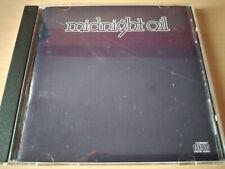 MIDNIGHT OIL - Self Titled CD New Wave / Alternative Rock