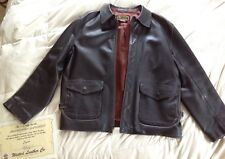 Indiana Jones Leather Distressed Raiders Jacket made in England