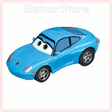 "Carrera GO 61184 Disney Pixar Cars ""Sally"" Race-O-Rama 1:43 Slotcar Auto GO Plus"