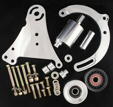 LT1 Alternator & Power Steering Billet Accessory Relocation Kit For Supercharger