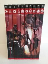 Marvel Mightiest Heroes Hardback Graphic Novel Vols 121-130 #H1