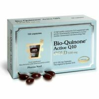 Bio Quinone Active Q10 gold 100mg 150 Capsules