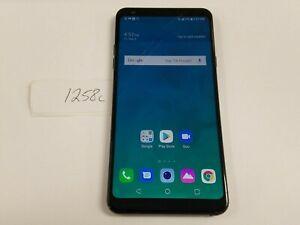 LG Stylo 4 LM-Q710AL - 32GB - Black (Boost) (1258c)
