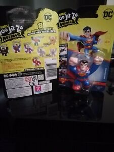 Heroes of Goo Jit Zu - DC Minis - (Batman and superman)
