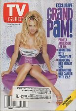 1999 TV Guide Exclusive Grand Pam! June 26 - July 2