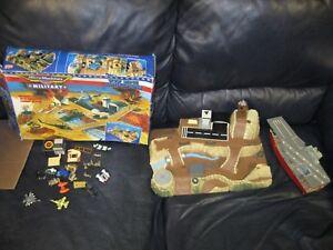 Micro Machines Wolf Ridge Battleground and Battleship