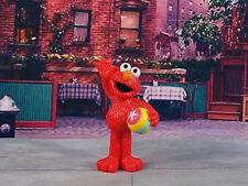 Sesame Street Muppets Cokkie Monster Elmo Cake Topper Figure Model K1224 B