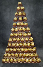 wedding Square 12 Tier Ferrero Rocher Stand birthdays Sweet,special ocaision