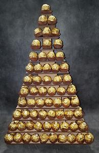 Square 12 Tier Ferrero Rocher Stand, wedding, birthdays, Sweet,special ocaision