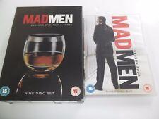 DVD - MAD MEN - SEASON 1 2 3 4 - ONE TWO THREE FOUR