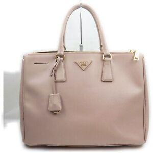 Prada Tote Bag  Pinks Leather 1903040