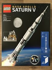 LEGO Ideas NASA Apollo Saturn V 21309 NEU/OVP