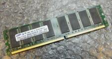 1 Go Samsung m368l2923fln-ccc PC3200U 400MHz DDR1 184 broches Non-ECC Mémoire