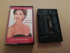 VANESSA WILIAMS * SAVE THE BEST FOR LAST * CASSETTE SINGLE 1991 EXCELLENT