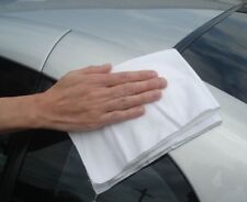 10PK Car Care Detail 100% Cotton Diaper Soft Polishing Surface Cleaning Cloths