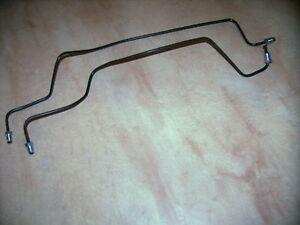 Mercedes Benz Bremsleitung original ATE W 201 Limousine Hinterachse nagelneu