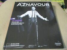 """CD-LIVRE """"CHARLES AZNAVOUR : LES COMEDIENS (1962)"""""""