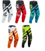 NEW 2018 FLY RACING F-16 PANTS ALL COLORS ALL SIZES ADULT YOUTH FREE  SHIP  MX