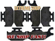 BOMBARDIER Front + Rear Brake Pads Outlander 330 400 650 800 2004 2005 2006