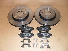 Original Bremsscheiben u Beläge vorne 1679853+1848518 Ford Fiesta ab Bj 07/2008