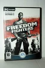 FREEDOM FIGHTERS GIOCO USATO OTTIMO STATO PC CDROM VERSIONE ITALIANA GD1 42066
