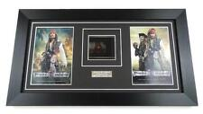 PIRATES OF THE CARIBBEAN FILM CELLS ORIGINAL IMAX 70MM JOHNNY DEPP MEMORABILIA