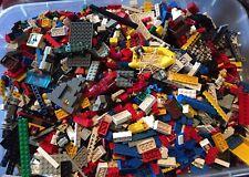 Lego® 2 kg Kiloware Kg Sammlung Steine Konvolut Platten Sondersteine gebraucht