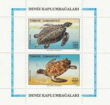 282686 / Fauna Block ** MNH  Nr. 28 ? Türkei Schildkröte