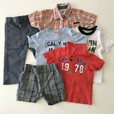 12 Month Boy Calvin Klien Clothes