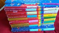 Rainbow Magic Special Edition Limited Edition Book Bundle X 10