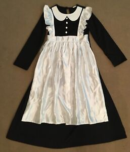 Victorian Times Costume / Fancy Dress / Dress Up - Age 9-10 years