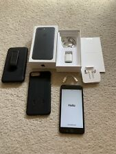Apple iPhone 7 Plus 256GB Matte Black T-Mobile Unlocked A1784 GSM Smartphone