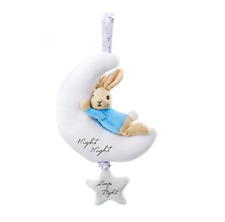Peter Rabbit Night Night Soft Musical Toy Beatrix Potter Gift - FAST DISPATCH!