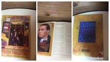 Rare Duran Duran - Seven and the Ragged Tiger Vintage  80's- Song Lyric Book
