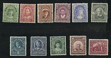 Newfoundland 1911 Royal Family set complete #104 - 144 VF mlh
