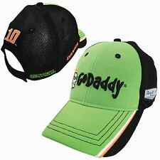 Danica Patrick 2015 Chase Authentics #10 Go Daddy Pit Hat FREE SHIP!