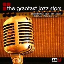 The Greatest Jazz Stars My Jazz STAN GETZ QUINCY JONES BILL EVANS JOHN COLTRANE