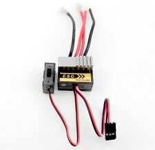 NEW 320A Low Voltage ESC Brushed Speed Controller for RC 1/10 Car Truck Boat B