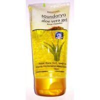 Patanjali Herbal Saudarya Kesar Chandan Aloe Vera Gel Face Wash - 60ml,150ml