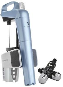 Coravin  Limited Edition azzurro metal microspillatrice vino (senza stappare)