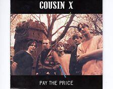 CD COUSIN X pay the price HOLLAND JAZZ RARE DUTCH