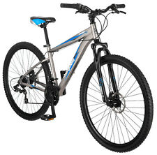 29 in Mongoose Men's hard Tail Mountain Bike Proxy, Matte Grey