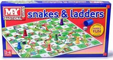 Kandy Toys Traditional Board Game Snakes And Ladders Set - KTY-TY0057